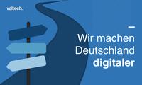 Valtech unterstützt öffentliche Einrichtungen auf dem Weg zu mehr digitalen Services