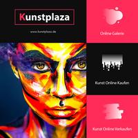 Online-Präsentationsfläche für Künstler in einer Post-Corona Kunstwelt