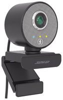 Somikon Autotracking-USB-Webcam mit Full HD