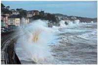 Copernicus: Europäisches Flutwarnsystem für Küstengebiete