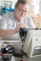 Nachhaltigkeit bei Etikettendruckern