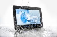 2 x 360° Hygienic Rundum-Schutz - so steht Ihre Hardware nicht unter Wasser