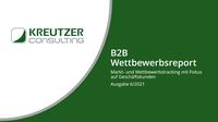 B2B-Wettbewerbsreport für die Energiebranche: Kreutzer Consulting mit Zwischenbilanz und Trendanalyse