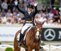 Olympia 2021: Isabell Werth im Interview