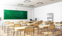 Schulen werden sicherer mit förderfähiger UV - Luftreinigung von Heraeus Noblelight