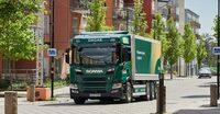 Scania: Vollelektrische Lieferungen für Schwedens größten Lebensmitteleinzelhändler