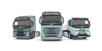 Volvo Trucks enthüllt Spezifikationen für den FH, FM und FMX