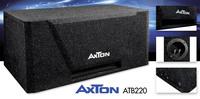 Basspower im Kofferraum - AXTONs neuer Subwoofer ATB220
