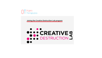 OrganoTherapeutics successfully participated in Creative Destruction Lab (CDL) program