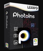 Leawo PhotoIns 2.0.0.0 ergänzt ein neues Modul Photo Scissors zum Entfernen von Fotohintergrund