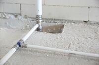 Akustisches Leckage-Warnsystem für Trinkwasser-Installation