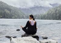 Curvy Yoga: Kostenloser Ratgeber zum Download