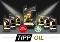 TIPP OIL a part of your just in time Supply Chain