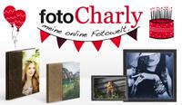 10 Jahres Jubiläum - fotoCharly feiert mit 25% Rabatt auf Fotobücher