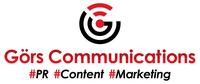 Content Marketing plus PR - Beratung und Unterstützung durch Digital- und Kommunikationsagentur Görs Communications