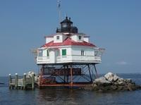 Marylands maritime Tradition: Die Leuchttürme der Chesapeake Bay