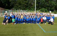 cbs sponsert Nachwuchs-Fußballer in der Region