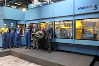 LEDA Werk: Gesellschafterin Hilke Wolff feiert 50-jähriges Jubiläum