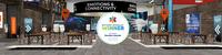 Allseated EXVO ist Gold Winner für Best Event Technology 2021