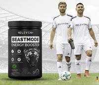Elevenplus entwickelt neuartigen Energie Booster speziell für Fußball