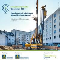 BAUER Resources GmbH mit Leuchtturm 2021 ausgezeichnet