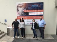 Mission KI: Elisabeth Winkelmeier-Becker zu Besuch im Deutschen Museum Bonn