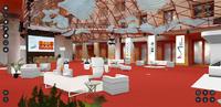 Allseated erweitert den MEET GERMANY SUMMIT Berlin um freies Networking und immersives Erleben im digitalen Zwilling der AXICA