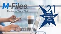 """M-Files als """"Produkt des Jahres"""" für DMS/ECM nominiert"""