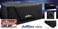 Fetter Sound - AXTONs Bandpass-Subwoofer ATB220 getestet
