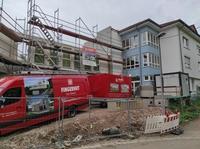 Mehr Raum für Pflegebedürftige: Fingerhut Haus errichtet nachhaltigen Erweiterungsbau für Heinrich-Gerold-Haus