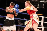 Hanna Hansen setzt Ausrufezeichen für Box-Karriere