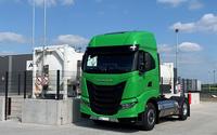 AGRAVIS: Im Verbund LNG-Tankstellen ans Netz gebracht