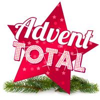 Adventskalender 2021 zum Basteln und Kaufen sowie spannende Gewinnspiele und Adventswissen auf AdventTotal.de