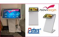 NoviSign startet strategische Kooperation mit RCstars