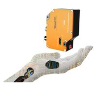 Laser-Abstandssensor LAW - Einfaches Handling hoher Präzision