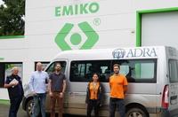 ADRA setzt auf EMIKO im Kampf gegen Schimmel in den Hochwassergebieten