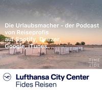 Folge #28 Die Urlaubsmacher - der Podcast von Reiseprofis