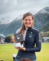 Ötztaler Radmarathon - Veronika Weiß überrascht sich selbst mit Platz 2