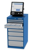Bedrunka+Hirth und Sack EDV-Systeme bringen Werkzeugausgabesystem und MES zusammen