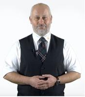 Christian Rennie, Trainer und Berater für Transport und Verkehr, auf der NUFAM 2021