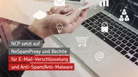 NCP setzt bei E-Mail-Verschlüsselung und Anti-Spam auf Bechtle und NoSpamProxy von Net at Work