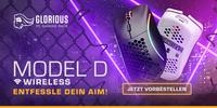 Glorious Model D Wireless - Entfesselte Präzision