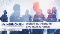 HENRICHSEN AG informiert über Digitalisierung von Finance
