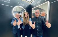 Zierath erstmalig als B2B-Lieferant auf der ZEV-Messe