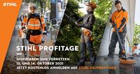 Online & kostenlos: Die STIHL Profitage am 13. & 14.10.