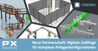 CADENAS und Perspectix schließen Technologie-Partnerschaft