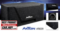 Fat Sound - Testing the AXTON Bandpass Subwoofer ATB220