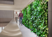 Grüne Räume, gutes Klima