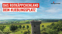 Urlaub im Rotkäppchenland - finde deinen Lieblingsplatz in Deutschlands märchenhafter Mitte