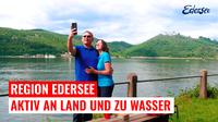 Urlaub in der Region Edersee - Lieblingsplatz für Naturabenteuer an Land und zu Wasser